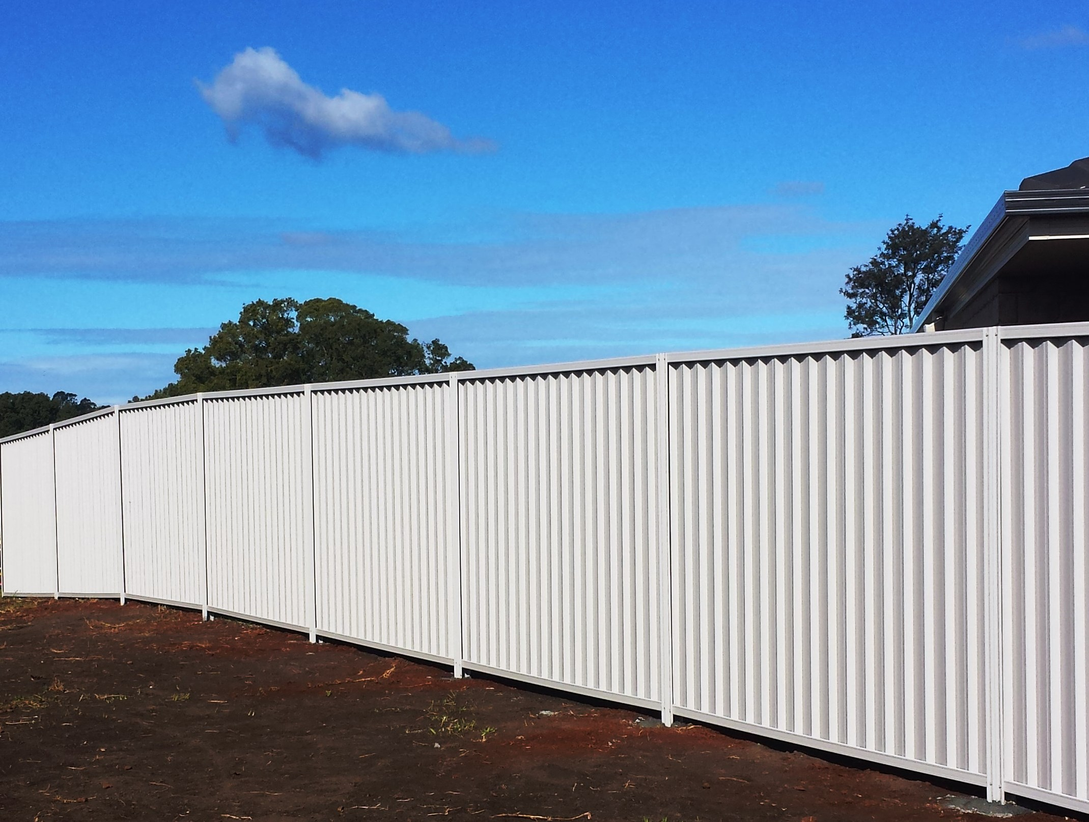 Colorbond Fencing Colorbond Fence Panels Available