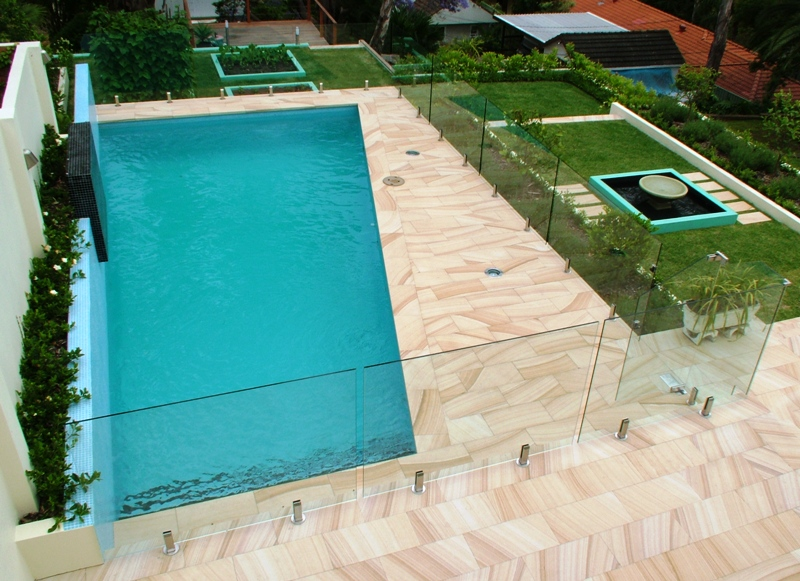 Frameless Glass Pool Fencing Northern Rivers Pool Fence Panels